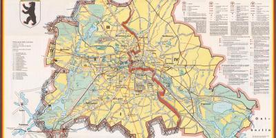 berlin lichtenberg mapa